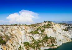 Barranca magnífica Tailandia Fotografía de archivo libre de regalías
