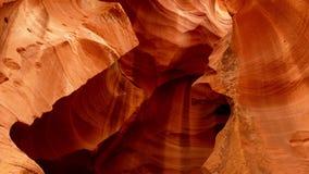 Barranca superior del ant?lope en Arizona almacen de metraje de vídeo