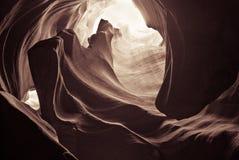 Barranca superior del antílope Foto de archivo libre de regalías