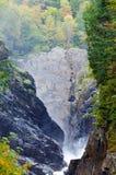 Barrancas y cascadas Imagen de archivo