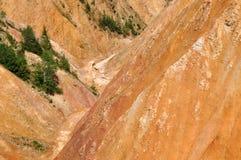 barranco Imagen de archivo