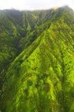Barranco, costa de NaPali, Kauai, Hawaii Imagen de archivo libre de regalías