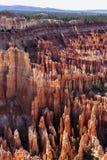 Barranco de Bryce, ut fotografía de archivo libre de regalías