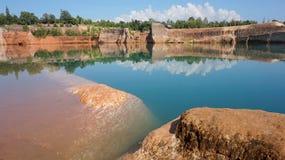 Barranco de Chiangmai, paisaje hermoso Fotografía de archivo