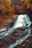 Barranco de la cascada bulgaria Fotos de archivo libres de regalías