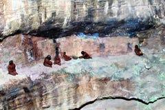Barranco de la nuez Imágenes de archivo libres de regalías