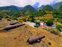 Barranco de las Nieves, La Palma Royalty Free Stock Image