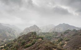 Barranco de Malibu Imágenes de archivo libres de regalías