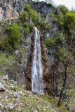 Barranco de Nevidio en Montenegro Fotografía de archivo libre de regalías