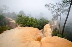 Barranco de Pai Imagenes de archivo