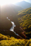 Barranco de Tara Imagen de archivo