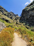 Barranco del Infierno Royalty Free Stock Photography