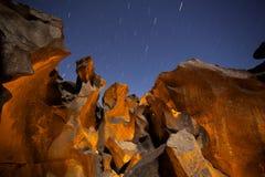 Barranco del Lit de la vela Imagen de archivo libre de regalías