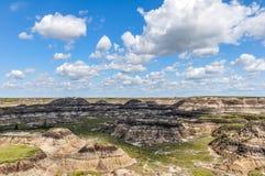 Barranco del paisaje Foto de archivo libre de regalías