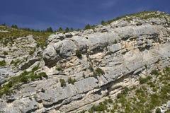 Barranco Provence Foto de archivo