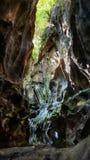 Barranco sagrado Bali del secreto Imagen de archivo libre de regalías
