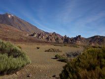 Barranco Tenerife fotografía de archivo libre de regalías