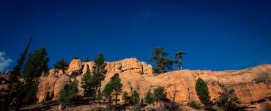 barranco Utah del bryce imagen de archivo libre de regalías