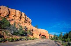 barranco Utah del bryce imágenes de archivo libres de regalías