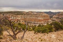 Barranco Utah del ` s del diablo Foto de archivo libre de regalías