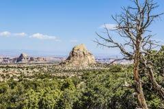Barrancos del desierto Fotografía de archivo libre de regalías