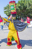 Barranquilla καρναβάλι στοκ εικόνες με δικαίωμα ελεύθερης χρήσης