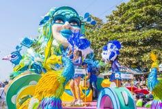 Barranquilla καρναβάλι στοκ εικόνες