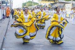 Barranquilla καρναβάλι στοκ φωτογραφία με δικαίωμα ελεύθερης χρήσης