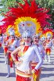 Barranquilla Carnaval Royalty-vrije Stock Afbeelding