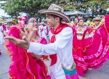 Barranquilla Carnaval Royalty-vrije Stock Foto's