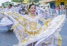 Barranquilla Carnaval Stock Foto's