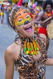 Barranquilla Carnaval Royalty-vrije Stock Foto