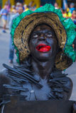 Barranquilla Carnival Stock Photography