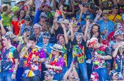 Barranquilla Carnival Royalty Free Stock Photo