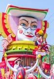 Barranquilla Carnival Royalty Free Stock Photos