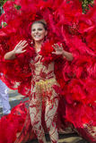 Barranquilla Carnival Royalty Free Stock Photography
