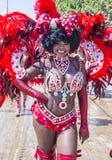 Barranquilla Carnival Stock Photo
