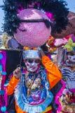 Barranquilla Carnival Stock Photography