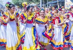 Barranquilla Carnival Royalty Free Stock Image