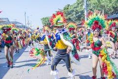 Barranquilla Carnival Stock Image