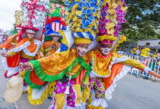 Barranquilla karneval Royaltyfri Foto