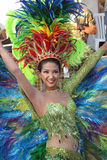 Barranquilla's Carnaval Royalty Free Stock Photos