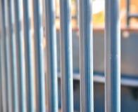 Barras azuis Foto de Stock Royalty Free