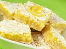 Barras celestiais do limão imagens de stock royalty free