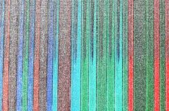 Barras coloreadas Foto de archivo libre de regalías