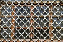 Barras da mesquita foto de stock royalty free