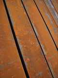 Barras de aço Fotos de Stock Royalty Free