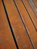 Barras de acero Fotos de archivo libres de regalías