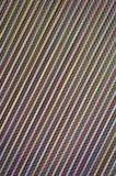 Barras de acero plateadas Imagen de archivo libre de regalías