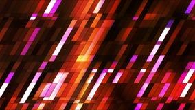 Barras de alta tecnología 05 de la inclinación del centelleo de la difusión pequeñas ilustración del vector